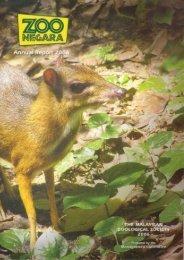 Census - Zoo Negara