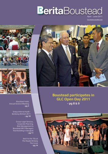 'Soccerstar' 2011 - Boustead Holdings Berhad
