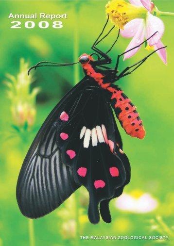 COVER ANNUAL REPORT 2008.psd - Zoo Negara