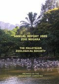 Annual Report 2005 2nd ver - Zoo Negara - Page 2