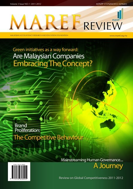MAREF-Review-Vol-2-Issue-1-2010-2011 - Malaysian Accountancy ...