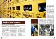 Druckluft vom Reinsten - KAESER KOMPRESSOREN GmbH