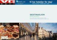 DESTINASJON BRUSSEL - VG