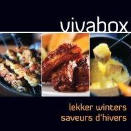 Brasserie Ons Gedacht - Vivabox