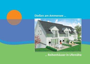Dießen am Ammersee - Wohnungsbau Nickol