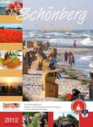 Schönberg im Sommer 2012 - Ferienwohnung Ostsee am ...