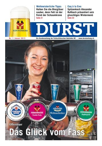 Das Glück vom Fass Seite 8 - Durstzeitung