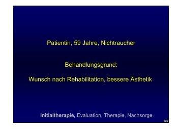 Initialtherapie - Dr. Hermann Derks