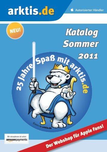 Katalog Sommer 2011