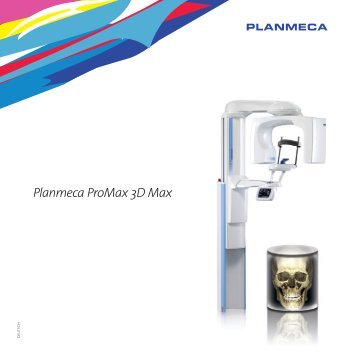 Planmeca ProMax 3D Max - Zahnarzt Dresden