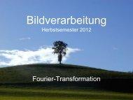 Fourier-Transformation und Frequenzanalyse