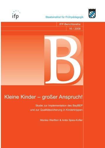 Microsoft Word ... - IFP - Bayern
