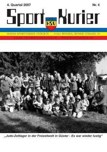 Sport-Kurier_4_Okt. 2007 - HG Winsen