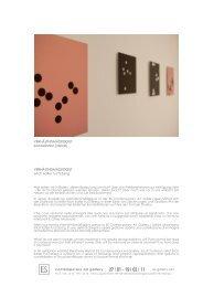 27   01 - 19   02   11 - ES contemporary art gallery Meran/o