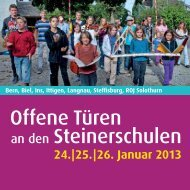 26. Januar 2013 Bern, Biel, Ins, Ittigen, Langnau, Steffisburg, ROJ ...