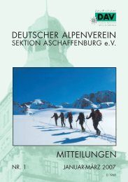 Tour gut geplant? Wie sieht's mit der Brotzeit - Alpenverein ...
