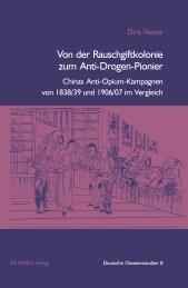 Von der Rauschgiftkolonie zum Anti-Drogen-Pionier - Deutsche ...