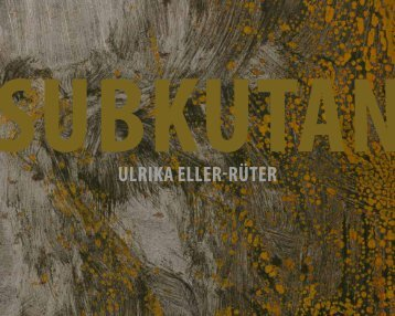 ULRIKA ELLER-RÜTER