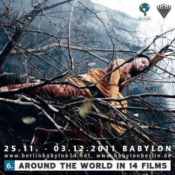Intercultural Film Award 2011 - Around the World in 14 Films