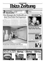 Das Absaugen des Treibstoffs aus dem 'Don Pedro ... - Diario de Ibiza