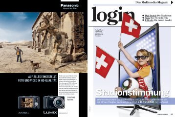 Das Multimedia-Magazin Login - Framepool
