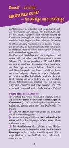 Kursangebote - Kunstverein Ludwigshafen - Seite 2