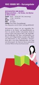 Kursangebote - Kunstverein Ludwigshafen - Seite 4