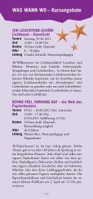 Kursangebote - Kunstverein Ludwigshafen - Seite 6