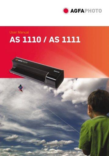 AS 1110 / AS 1111 - AgfaPhoto