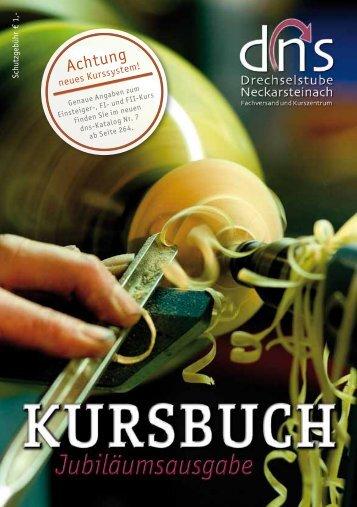 Kursanmeldung - Drechselstube Neckarsteinach