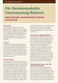 Unser tägliches Brot - Herrmannsdorfer Landwerkstätten - Seite 2