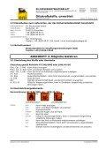 Ottokraftstoff (D) - Sicherheitsdatenblätter - Seite 2