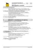 Ottokraftstoff (D) - Sicherheitsdatenblätter - Seite 6