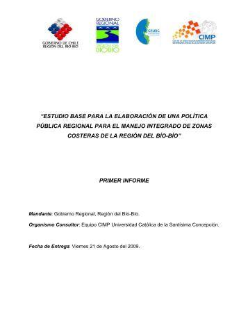 Primer taller referente al proyecto - Gobierno Regional de la Region ...