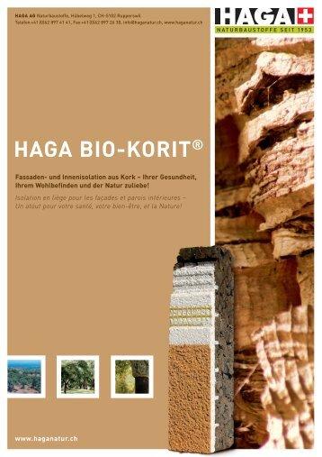 HAGA BIO-KORIT®