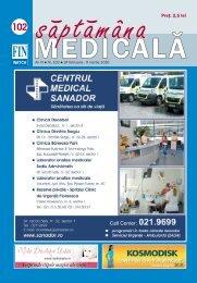 sm - 102.qxp - Saptamana Medicala