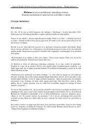 Biobran in boj za mobilizacijo imunskega sistema ... - NaturaMedica