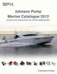 Johnson Pump Marine Catalogue 2012 - Marine Office