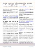 Newsfrom the health, security, safety and environment (hsse) - Page 4