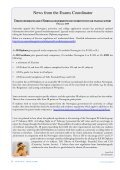 Newsfrom the health, security, safety and environment (hsse) - Page 6