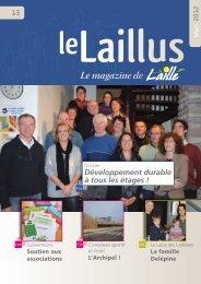 Le Laillus n°15 - Laillé