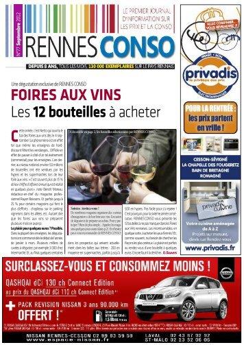 Rennes-Conso-Septemb.. - Olivier Dauvers