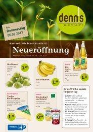 1 Tasse Bio - denn's Biomarkt