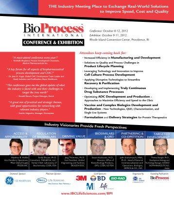 Full Conference Details Inside