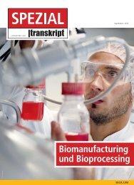 Biologika: Markt im Umbruch - Transkript