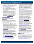 Division of Discovery Science & Technology - The National Institute ... - Page 2