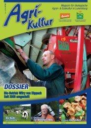 Bio-Betrieb Witry von Dippach Seit 2008 umgestellt - Demeter ...