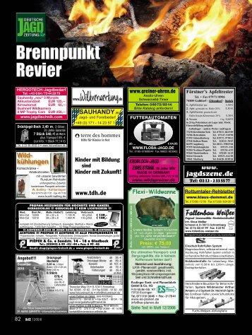Wild- kühlungen - Deutsche Jagdzeitung