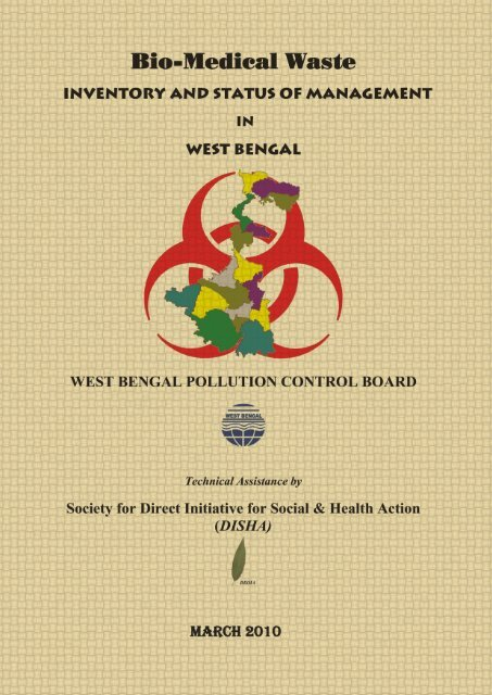 Bio Medical Waste - West Bengal Pollution Control Board