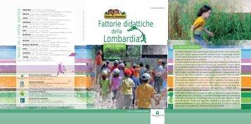 Fattorie Didattiche - ARPA Lombardia